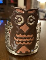 Owl Holder/Candle in St. Charles, Illinois