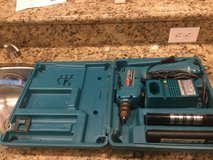 """Makita 6095D 9.6V 3/8"""" Cordless Drill with Charger and case. in Kingwood, Texas"""