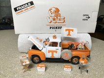 Danbury Mint Tennessee Vol Truck 1953 Chevy in Beaufort, South Carolina