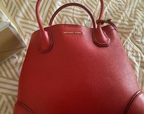 Brand New with tags Michael Kors Red Purse in Fort Belvoir, Virginia