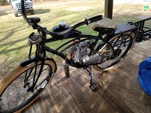 Gas Powered Bicycle in Kingwood, Texas