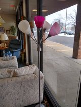 3 Adjustable Floor Lamps in Oswego, Illinois