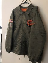 Chicago Bears Salute to Service Jacket in Bartlett, Illinois
