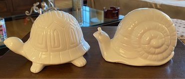 Ceramic Turtle/Snail in St. Charles, Illinois