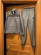 Adidas Boys' Iconic Tricot Jacket and Pants in Aurora, Illinois