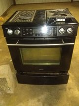 Jen air down draft stoves w/grill top side in Duncan, Oklahoma
