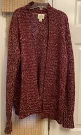 Large Open Front Sweater in Naperville, Illinois