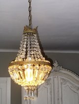 antique chandelier in Stuttgart, GE