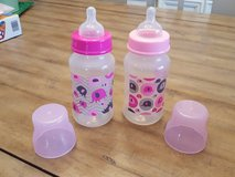 2  - Baby bottles - 11 ounces in Aurora, Illinois