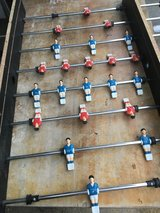Vintage Foosball Players in Westmont, Illinois