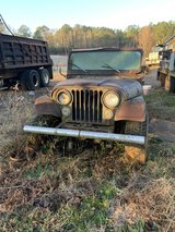 1975 cj5 jeep in Cleveland, Texas