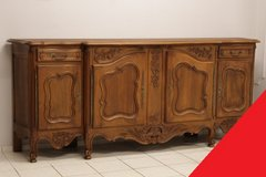 Freddy's - Louis XV sideboard in Spangdahlem, Germany