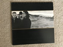 U2  The Joshua Tree vinyl album in Bolingbrook, Illinois