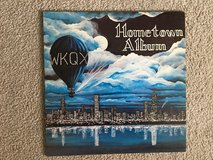 WKQX Hometown Album vinyl LP in Bolingbrook, Illinois