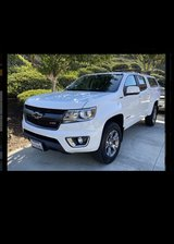2018 Chevy Colorado Z71 Diesel w/topper in Camp Pendleton, California