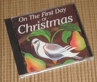 Vintage 1992 On The First Day of Christmas CD in Plainfield, Illinois