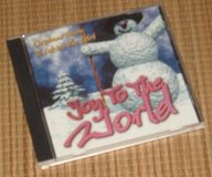 Vintage 2002 Joy To The World CD Holiday Christmas in Plainfield, Illinois