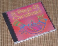 Vintage 2002 12 Days of Christmas CD in Yorkville, Illinois