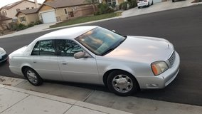 2001 Cadillac Deville in Camp Pendleton, California