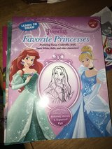 Learn to Draw Favorite Princesses in Plainfield, Illinois