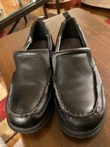 Boy's Size 1 Loafers in Batavia, Illinois