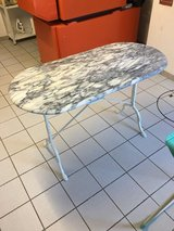 Bistro table with marble top in Stuttgart, GE