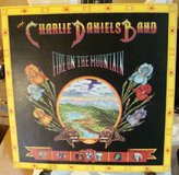 CHARLIE DANIEL'S fire on the mountain vinyl in Schaumburg, Illinois