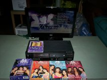 DVD player and 4 seasons of the charmed ones in Elizabethtown, Kentucky