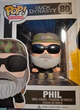 Duck Dynasty Phil Vinylfigur #80 in Spangdahlem, Germany