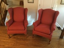 Wingback Chairs- Pennsylvania House in Fort Belvoir, Virginia