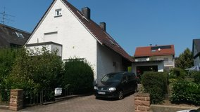 4-BEDROOM FREE-STANDING HOME in Stuttgart, GE