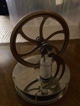 low temperature stirling engine in Ramstein, Germany