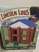 Lincoln Logs Set- in Beaufort, South Carolina