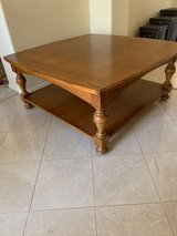 Ethan Allen Coffee and End Tables in Kingwood, Texas
