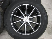 TIRES AND RIMS 175/70R14 in Okinawa, Japan