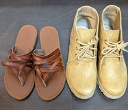 Free Women boots and sandals 8.5 in Okinawa, Japan