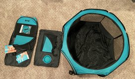 Portable Pet Play Pen by Ruff 'N Ruffus in St. Charles, Illinois