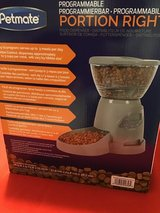 Petmate Programmable Food Dispenser in Fort Campbell, Kentucky
