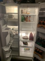 Large Family Fridge with Ice and Water dispenser in Okinawa, Japan