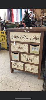 Small Dresser (New) in Fort Leonard Wood, Missouri