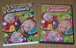 Alvin and the Chipmunks Christmas with the Chipmunks DVD w Sleeve in Joliet, Illinois