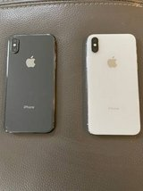 iPhone X 256 GB (White and Space Grey) in 29 Palms, California