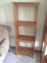 Oak Shelving/bookcase in Bartlett, Illinois