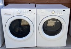 Frigidaire front load washer and electric dryer set in Alamogordo, New Mexico