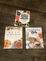 New 3 keto books in Spring, Texas
