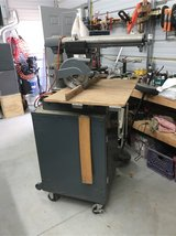 Sears Radial arm saw in Yucca Valley, California