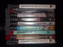 PS3 Games for sale in Ramstein, Germany