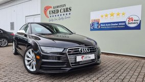 2016 Audi S7 4.0T Prestige Quattro with warranty in Hohenfels, Germany