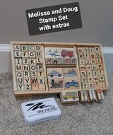 Melissa and Doug stamps with extras in Morris, Illinois