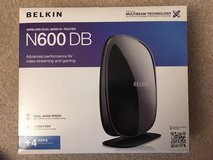 BELKIN N600 DB Wireless Dual-Band N+ Router in Bolingbrook, Illinois